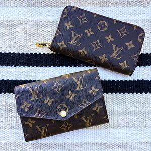 Louis Vuitton sarah compact wallet
